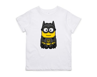 Fifty5 Clothing Bat Minion Kids Tee