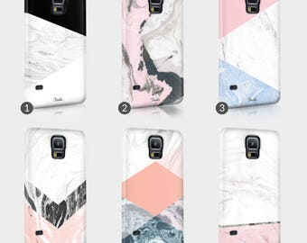 Colourful Pink Marble Granite Phone Case For Sony Xperia Z Wrap Hard Cover Gift Sophisticated Trendy Stylish