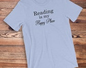 Reading is My Happy Place...
