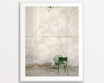 Paris Photography, Paris Print, Paris Decor, Home Decor, Paris Chairs, Paris Print Shop, Paris Wall Art, Paris Bedroom Decor