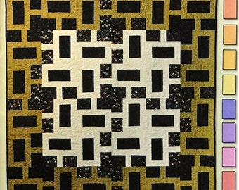 Quilt Pattern - Chain Link by Jennifer Houlden