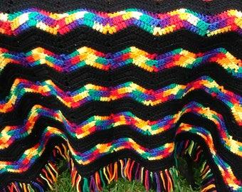 Beautiful Aphgan Blanket