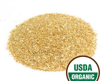 Organic Lemon Peel Granules 1 oz