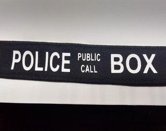 TARDIS Police Box Choker