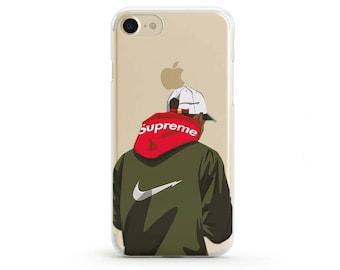 coque iphone 7 nike supreme