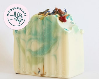 Alaska | Cold Process Soap Bar