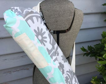 Handmade Yoga Mat Bag