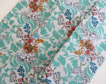 Anna Maria Horner Dowry  Tangle in Moss  Cotton Fabric