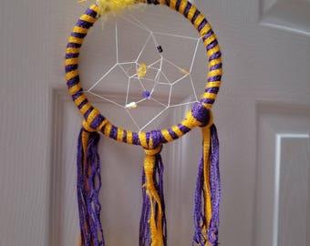 Dream Catcher purple/gold