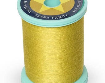 Spring Moss Sulky Cotton + Steel Thread, 1243, Cotton Sewing Thread