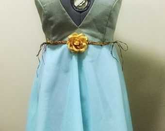 Game of Thrones Margaery Tyrell summer cosplay mini dress, size small