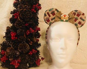 Gingerbread House Headband