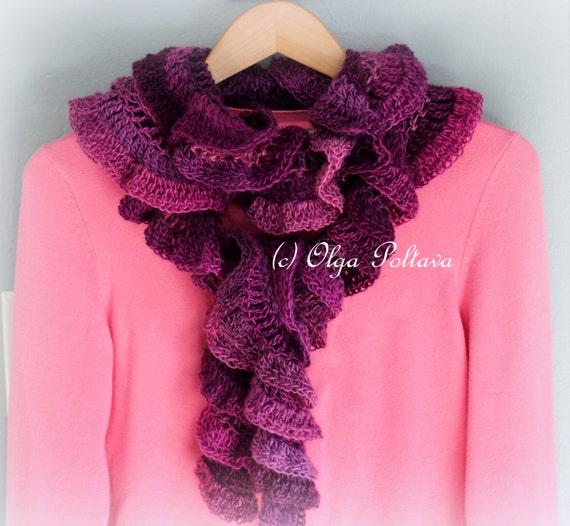 Petunia ruffled scarf crochet pattern crochet scarf pattern petunia ruffled scarf crochet pattern crochet scarf pattern very easy instant pdf download dt1010fo
