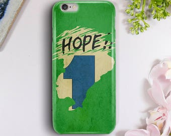 Hope!! (Time Machine) Case for iPhone 5S, iPhone 6/6S, iPhone 7, iPhone 7 Plus, iPhone 8, Samsung Galaxy S6, Samsung Galaxy S7, Galaxy S8