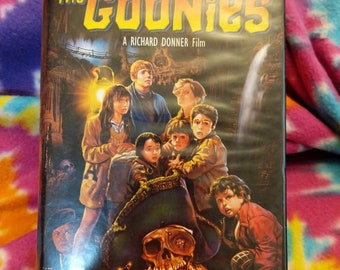 The Goonies on VHS