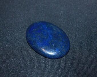 Beautiful cabochon of lapis lazulit No. 76 39 * 29mm