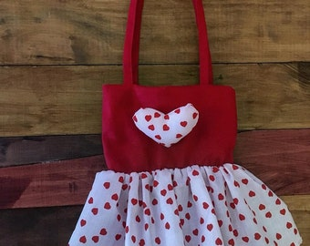 Valentine s day hand bag