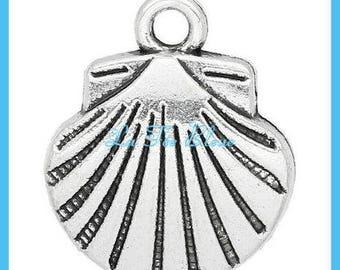Charm pendant shell
