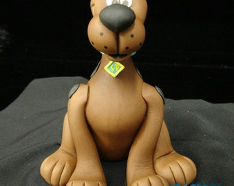 Scooby Doo Cake Topper