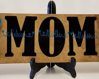 Custom mothers day sign