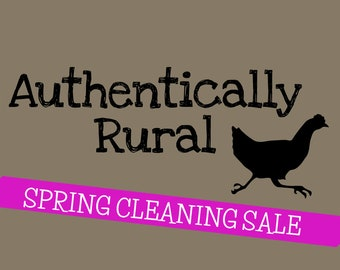 Authentically Rural Tee - Unisex and Ladies'