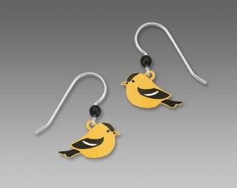 Goldfinch Drop Earrings