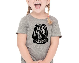 100 Days Smarter/100 Days of School Shirt,/100 Days of School/100 Days Shirt/100 Days Smarter Shirt, School, One Hundred Days of School