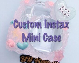 Custom Mini 7/8 instax camera case