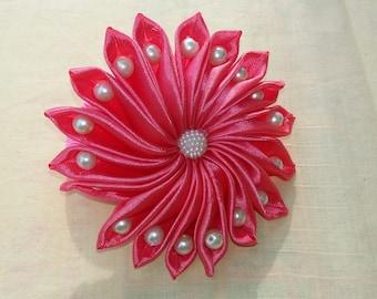 Hair clips 2 handmade pieces. gift idea