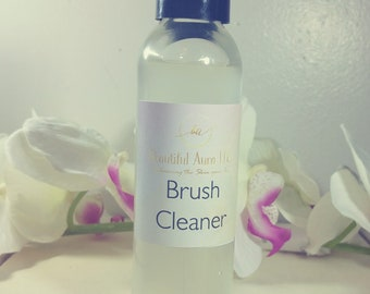 Makeup Brush Cleaner | Organic | Vegan | Handmade | BeautifulAuraLLC