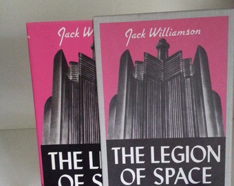 1975 Facsimile of the first edition of The Legion of Space by Jack Williamson