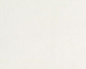 Off White Cotton Supreme Solids By Cotton & Steel Fabrics