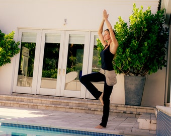 TwoMorePockets for YOGA is about peace of mind having everything you need conveniently at your fingertips!