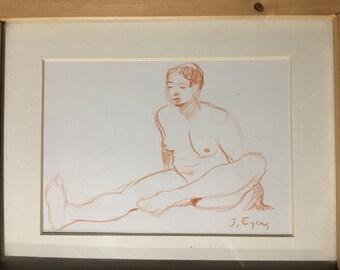 Female Sketch 02