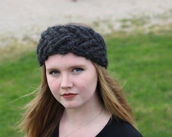 Jagged Headband Pattern