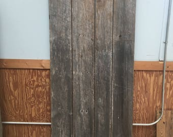 Authentic Reclaimed Barn Door