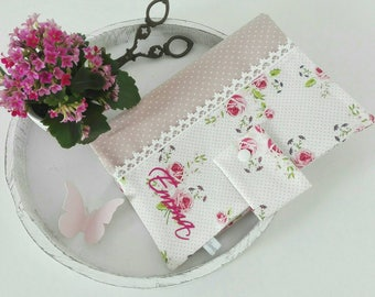 Diaper bag / diaper bag / diaper clutch / diaper wipes clutch - nappy bag - diaper bag / Smalldiaperbag