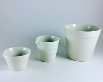 Porcelain coffee espresso cup, creamer, and tumbler