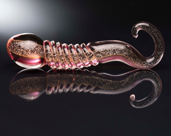 Glass Dildo - Xenomorph - Interstellar Rose