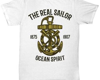 The Real Sailor Ocean Spirit T-shirt