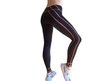 POWERLINE legging - pink OR gold