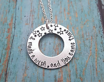 Expectant Mother - Mom to Be - Pregnancy Gift - Baby Shower Gift - New Mom - Mother's Necklace - New Baby - Jewelry for Mom - Mommy Gift