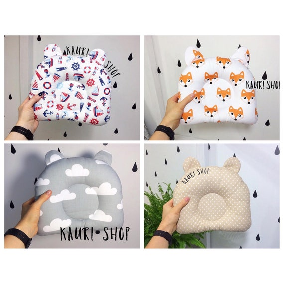 custom order pillow cotton newborn baby infant pillow neck. Black Bedroom Furniture Sets. Home Design Ideas