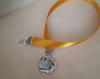 Ribbon Bookmark ' The Cruel Prince ' book by Holly Black