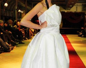 Short wedding dress,Boho Wedding Dress,Simple Wedding dress,Beach wedding dress,Tulle wedding dress,Unique wedding dress,Short prom dress