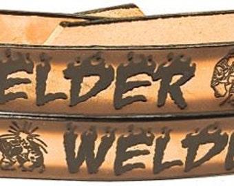 """Leather Belt Welder 1 1/2"""" Wide S1451"""