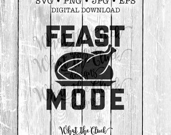 FEAST MODE Digital File Download
