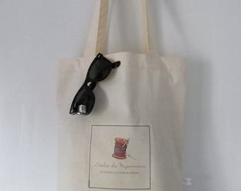 Tote Bag workshop of the cuteness