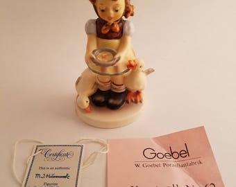 Vintage Be Patient Hummel Goebel TMK6 #840 Figurine 197/2/0