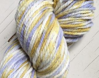 Handspun Merino Wool Bulky Yarn